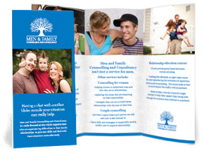 Men & Family Counselling Consultancy Brochure